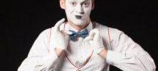 Clown optreden