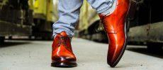 Mooie handgemaakte schoenen